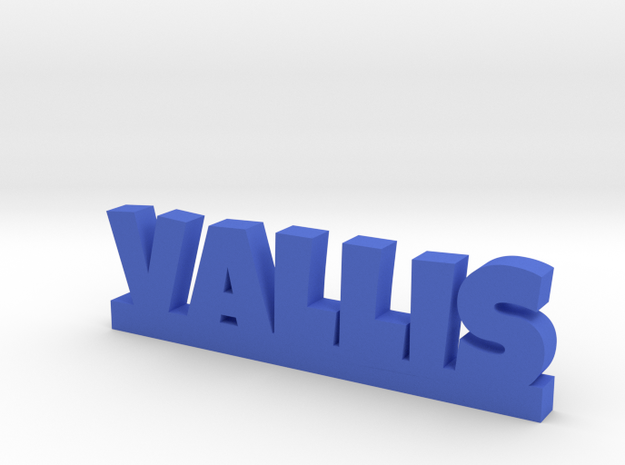 VALLIS Lucky in Blue Processed Versatile Plastic