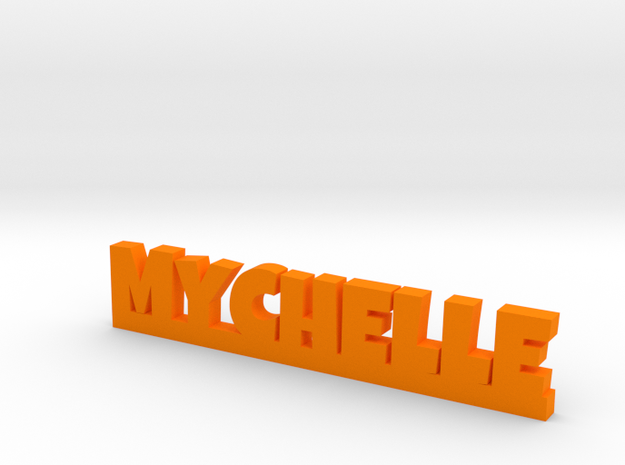MYCHELLE Lucky in Orange Strong & Flexible Polished
