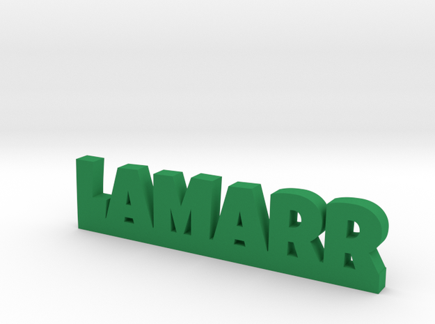 LAMARR Lucky in Green Processed Versatile Plastic