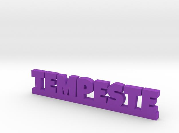 TEMPESTE Lucky in Purple Processed Versatile Plastic
