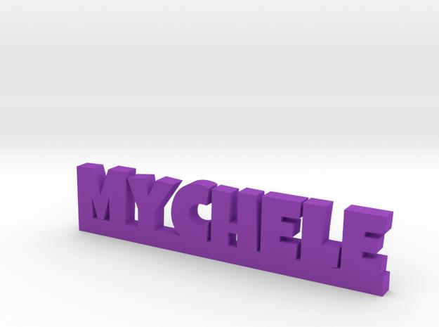 MYCHELE Lucky in Purple Processed Versatile Plastic