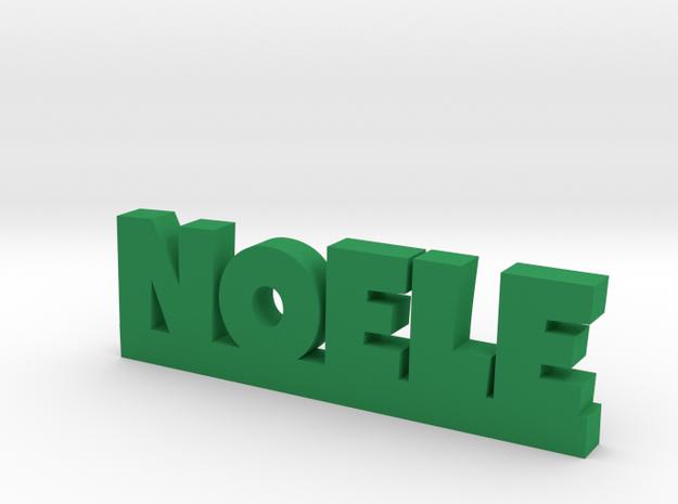NOELE Lucky in Green Processed Versatile Plastic