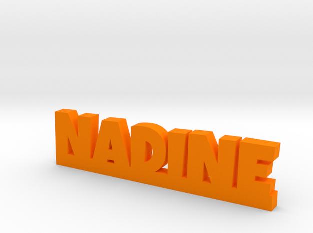 NADINE Lucky in Orange Processed Versatile Plastic