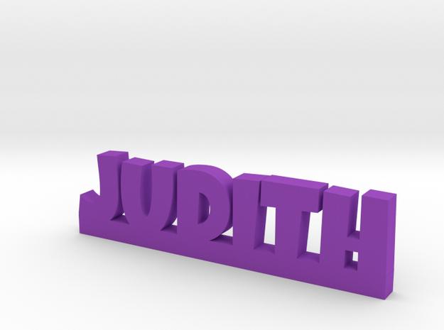 JUDITH Lucky in Purple Processed Versatile Plastic