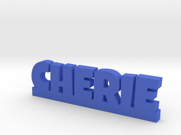 CHERIE Lucky in Blue Processed Versatile Plastic