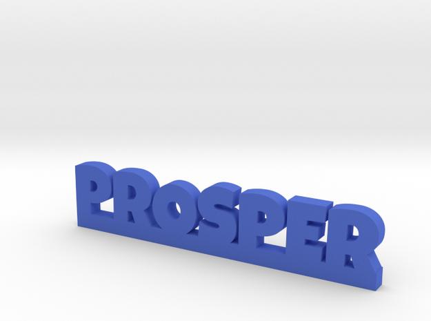 PROSPER Lucky in Blue Processed Versatile Plastic