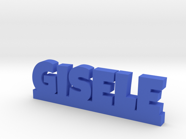 GISELE Lucky in Blue Processed Versatile Plastic