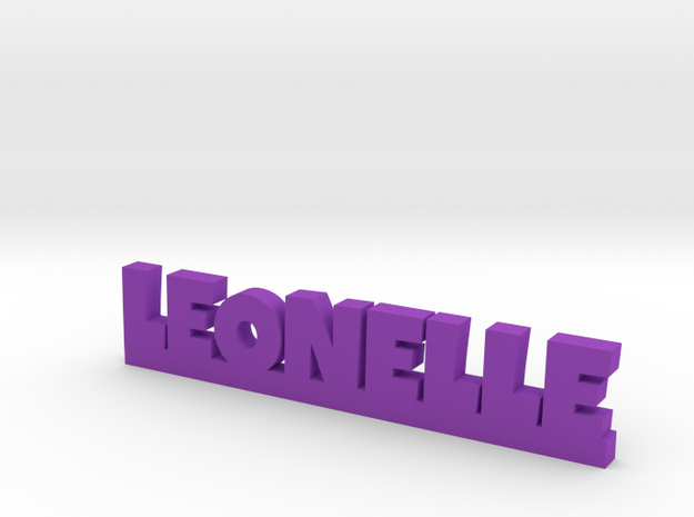 LEONELLE Lucky in Purple Processed Versatile Plastic