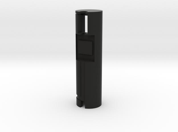 Lamadiluce Polaris Pico Crumble Chassis in Black Natural Versatile Plastic