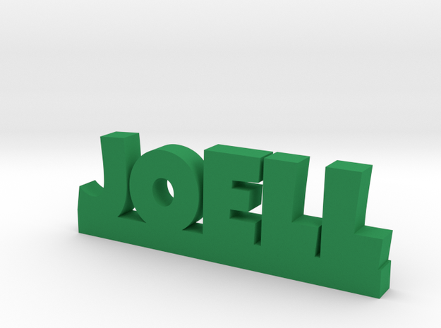 JOELL Lucky in Green Processed Versatile Plastic