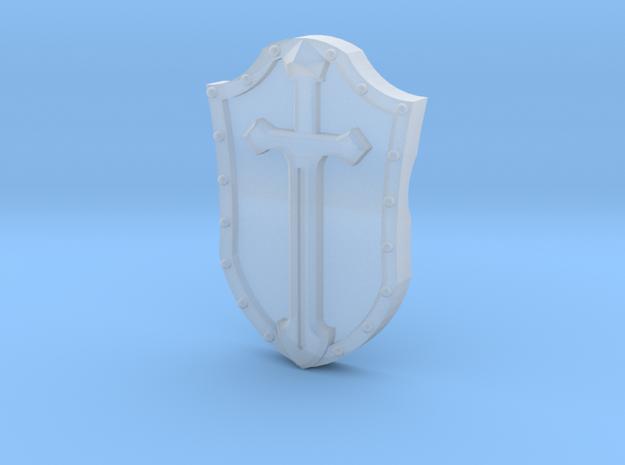 Arm-mounted Combat Shields (Sword Detail)