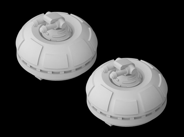CR-90 Corvette Turret Replacement (Ep III)