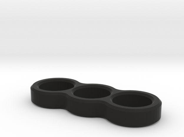 2648 - Wire routing sleeve, 3-wire (B6 | B6D) in Black Natural Versatile Plastic