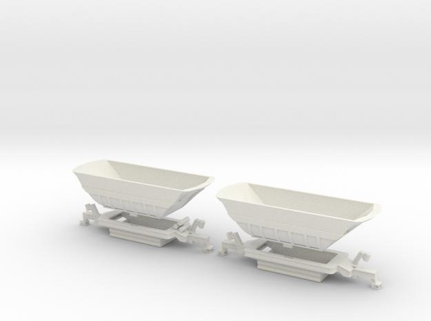 Fammoorr 050-updated NEM in White Natural Versatile Plastic