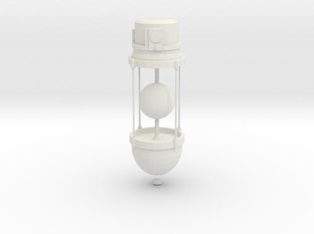 Oxygen Destroyer in White Natural Versatile Plastic: Medium