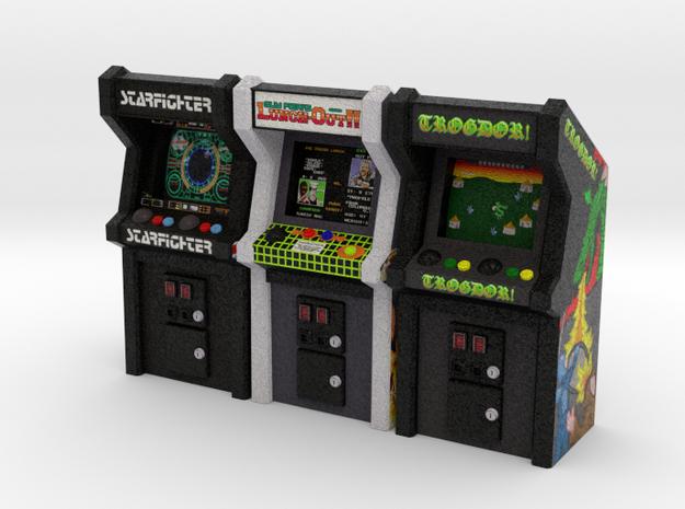 Row of Arcade Games #1, 35mm