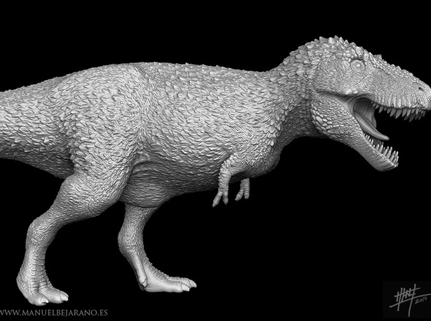 Tyrannosaurus Rex 'Sue' 1/40 Feathered 3d printed