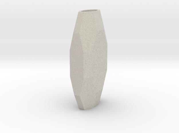 Octahedron in Natural Sandstone