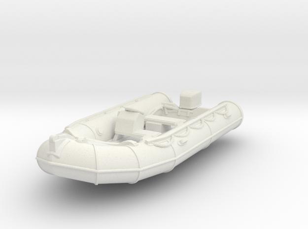 Zodiac Ver01. 1:35 Scale in White Natural Versatile Plastic
