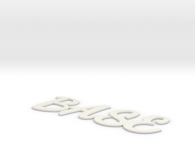 Model-80cb2d2c166971b6ccb35b174edc3465 in White Natural Versatile Plastic