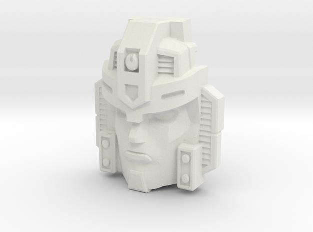 Jetstrike Robot Face (Titans Return)