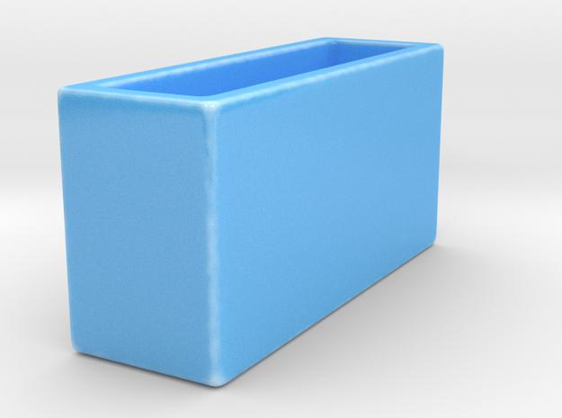 -SALTY DIPSTER in Gloss Blue Porcelain