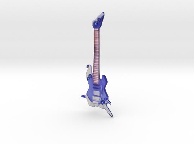 1/20 Macross7 Electric Guitar in Full Color Sandstone