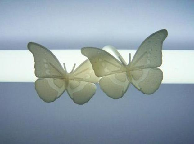 Butterfly Light Shade in White Strong & Flexible