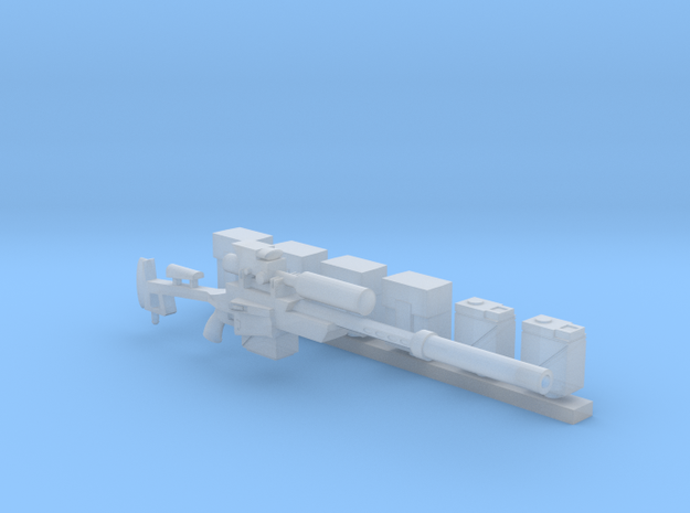 Heavy Laser Sniper (with accessories)