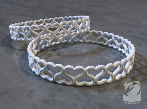lovelink bracelet ($5) 3d printed Description
