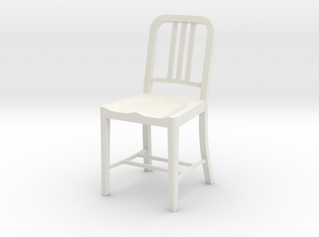 1:12 Metal Chair