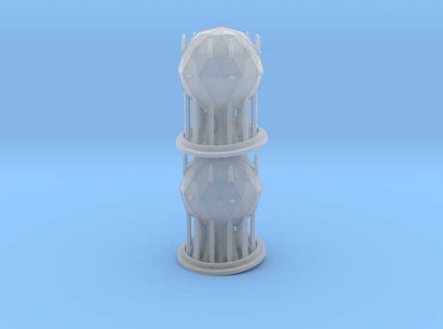 Shield Generator Set - Z's SD in Smooth Fine Detail Plastic