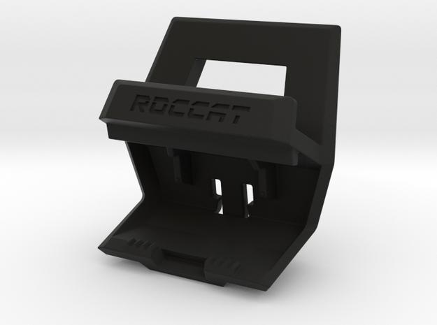 Tablet Holder in Black Natural Versatile Plastic