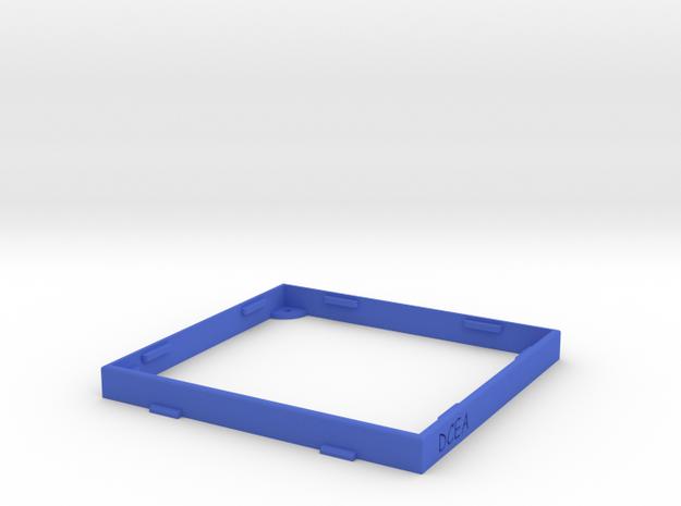 Cadran Fuel 2 in Blue Processed Versatile Plastic