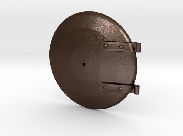 Mogul - Smoke Box Door REV2 .625 Plus 1%