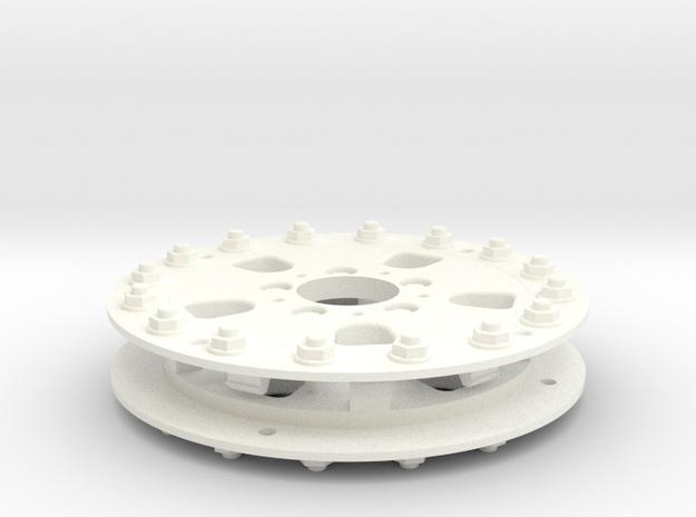 1/10 RC Car Wheel Hutchinson Caps v.2