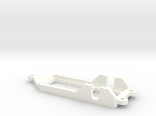 1/43 Motorpod in White Processed Versatile Plastic