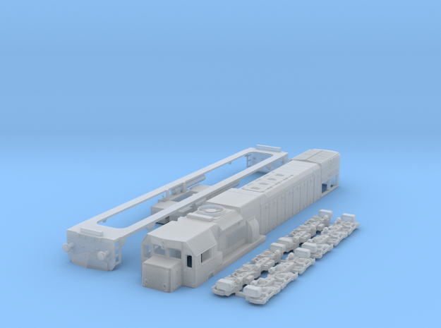 G26HCW-2 HO Scale in Frosted Ultra Detail