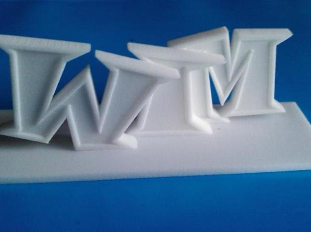 Wim 3d printed Front view