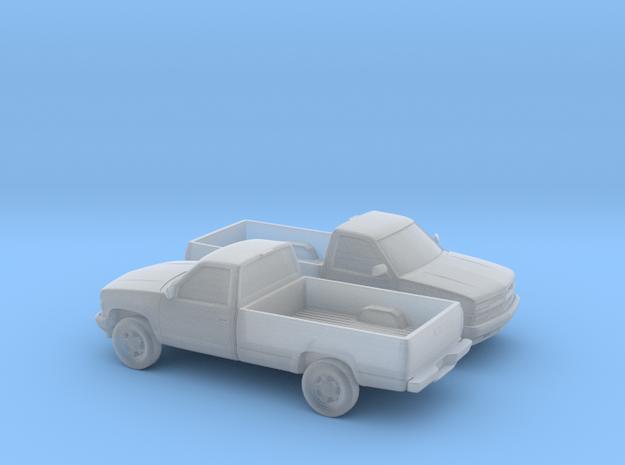 1/160 2X 1994 Chevrolet Silverado Single Cab Long