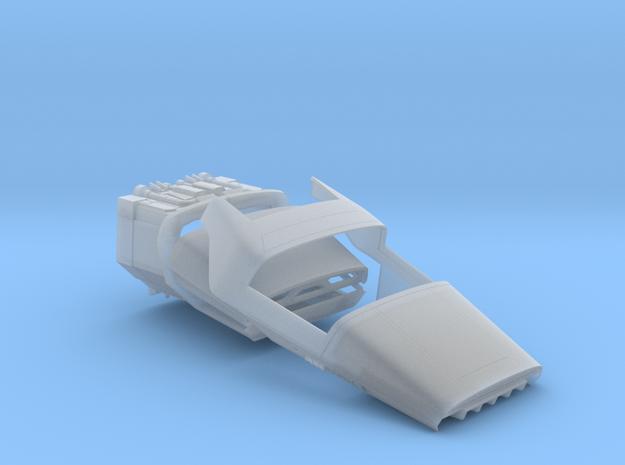 Tydirium Cockpit Mk2 in Smooth Fine Detail Plastic