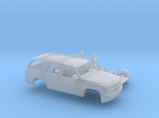1/160 2000 Chevrolet Tahoe Kit in Frosted Ultra Detail