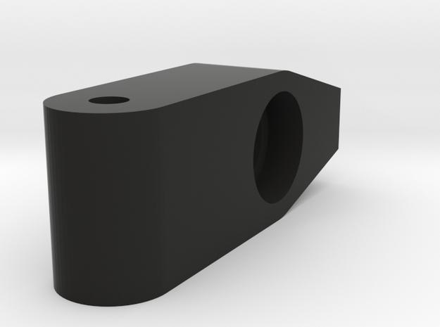 Traxxas 3D Rear Lowering Kit in Black Natural Versatile Plastic