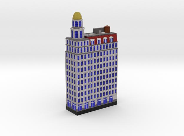 Dome building (1x2) in Full Color Sandstone