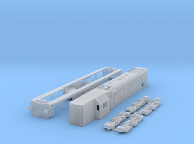 HO scale G22 JZ / SZ 644 locomotive