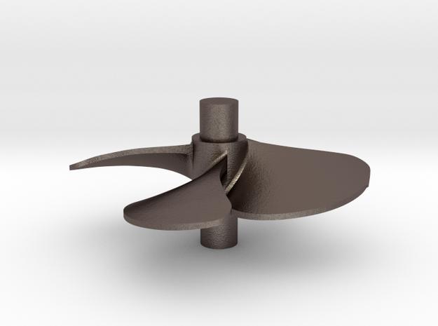 Propeller 4 In RH 4 blade in Stainless Steel