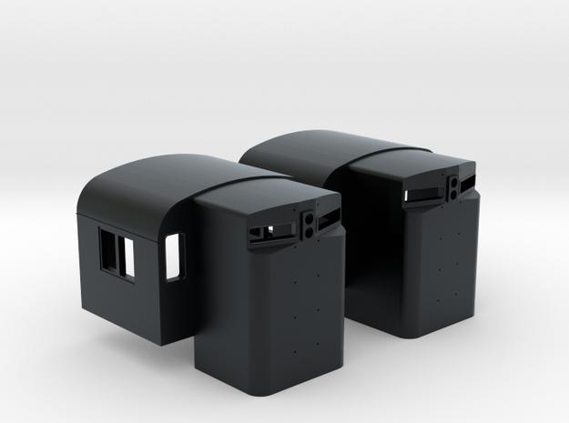 N&W C425 High Nose Conversion(N) in Black Hi-Def Acrylate