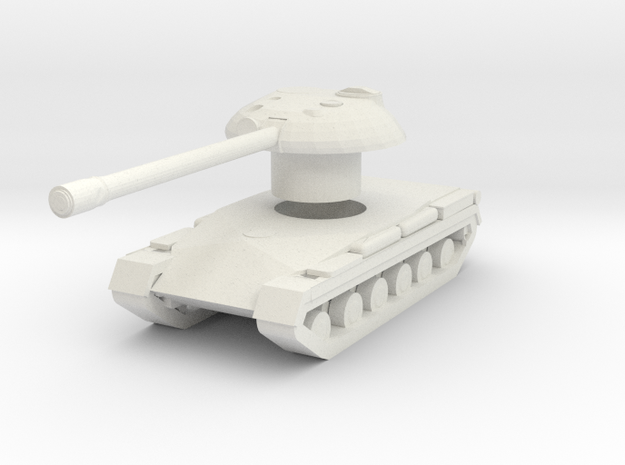 Object 430 in White Strong & Flexible