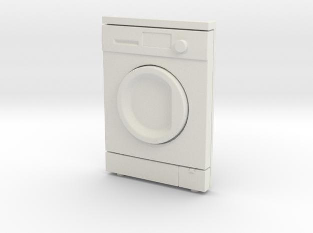Washing Machine  02. 1:24 Scale