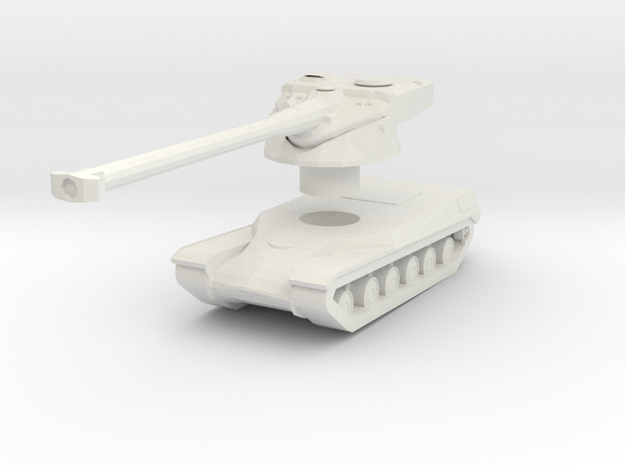 AMX 50b in White Natural Versatile Plastic